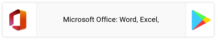 Link Play Store Microsoft Office: Word, Excel,
