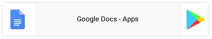 Link Play Store Google Docs - Apps