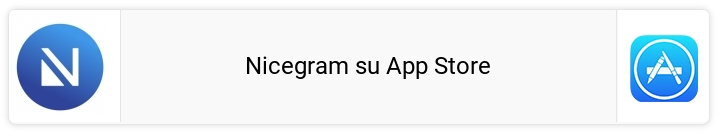 Link Play Store Nicegram su App Store