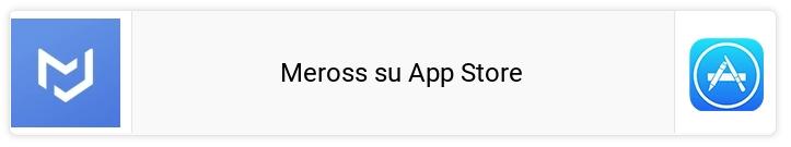 Meross su App Store