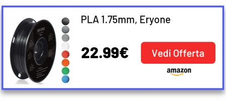 PLA 1.75mm, Eryone