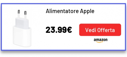 Alimentatore Apple