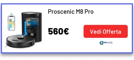 Proscenic M8 Pro