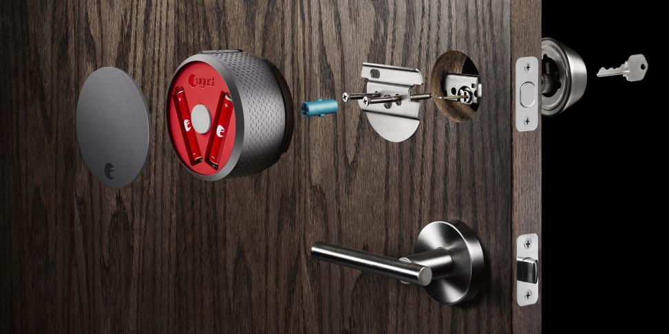 Serrature intelligenti: uno smart lock può rendere la nostra casa ...