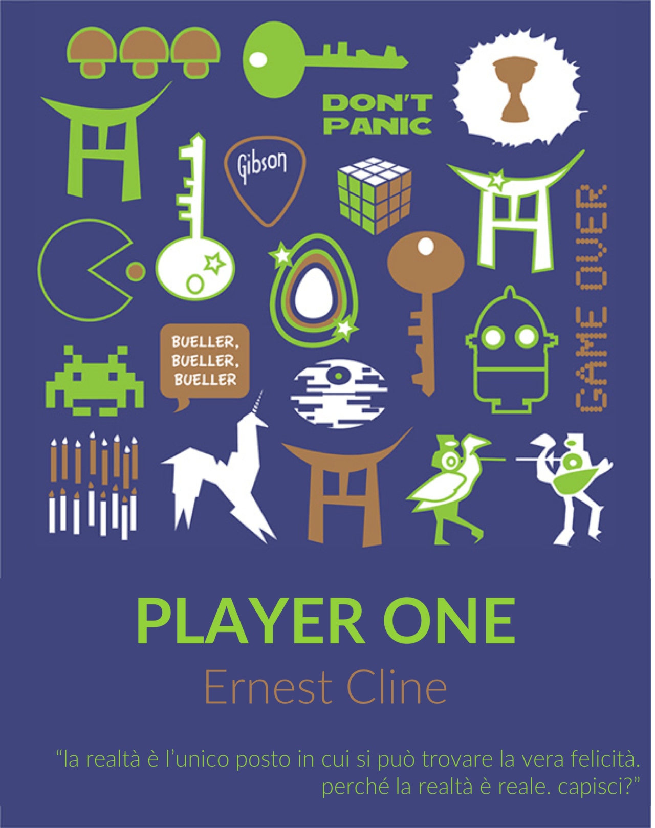 Ready Player One Movie Quotes: Player One