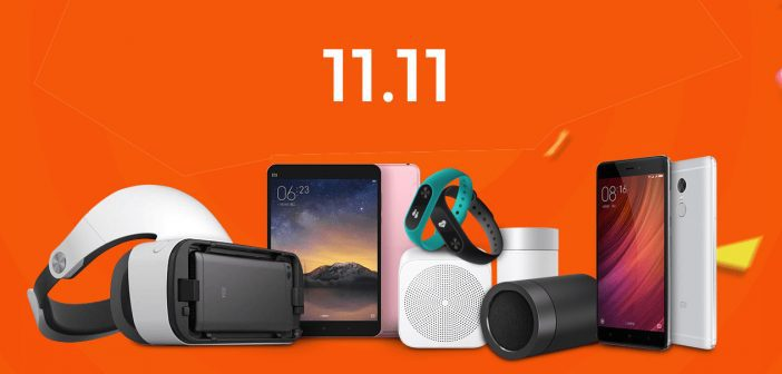 11.11: Tutti gli sconti degli shop cinesi!