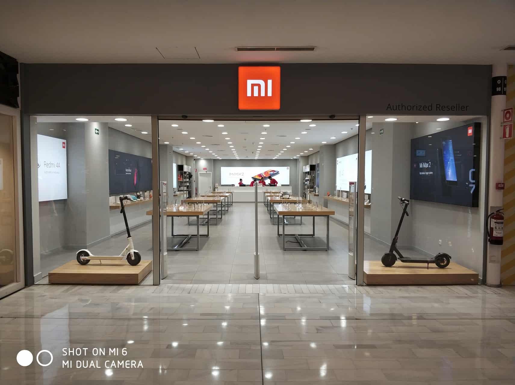 espansione europea visita allo xiaomi store madrid