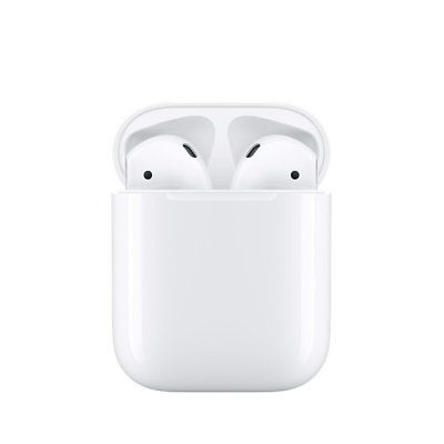 APPLE AIRPODS AirPods airpods MMEF2ZM/A CUFFIE WIRELESS BLUETOOTH ORIGINALI NEW