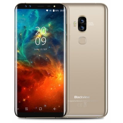 Blackview S8 4G Phablet GOLD