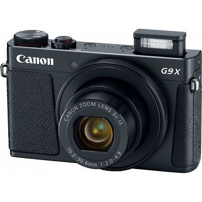 CANON G9X Mark II Powershot BLACK G9 X