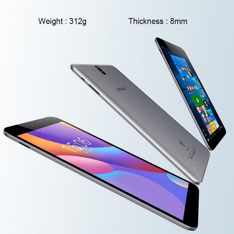 Chuwi Hi 8 Air Tablet PC Windows 10 Android