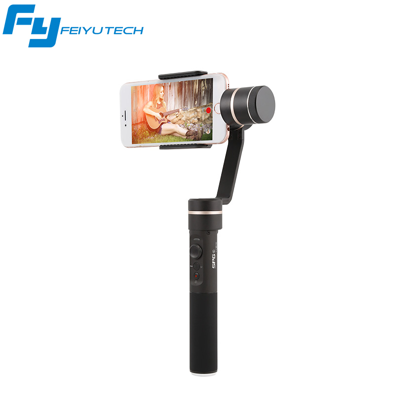 FeiyuTech SPG c 3-Axis Gimbal Stabilizzatore Palmare Smartphone
