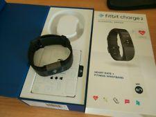 "Fitbit charge 2 ""gunmetal series"" edizione limitata taglia: L"