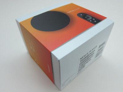 Google Nexus Player Digital TV Media Streaming Android Google Chome Cast HDMI