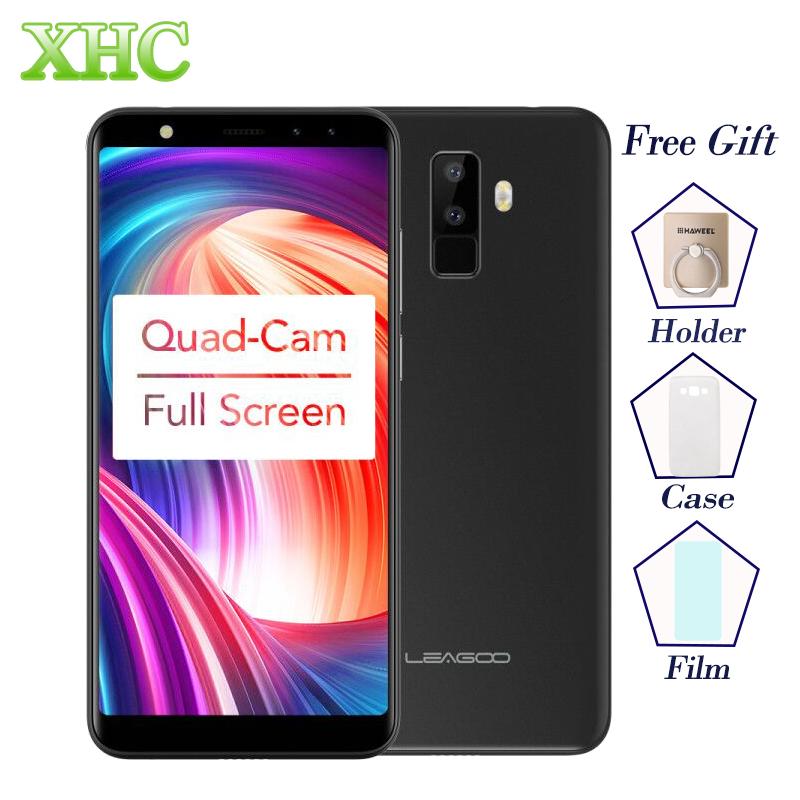 """LEAGOO M9 WCDMA 3G Smartphone 5.5 """"18:9 Full Screen"""