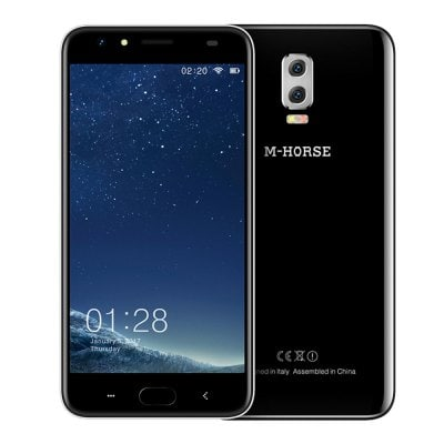 M - HORSE Power 2 4G Phablet BLACK
