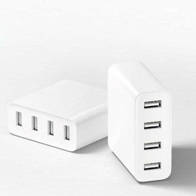 Original Xiaomi Mi USB Charger 4 Ports