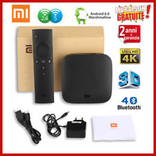 Originale Xiaomi MIBOX Mi TV Box 3 Android 6.0 Dual-Wifi Media Player 8GB 4*Core