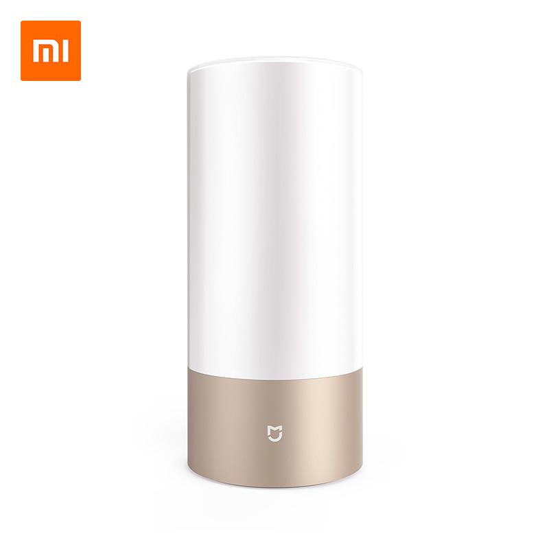 Originale Xiaomi Mijia Luci Intelligenti Coperta Letto Lampada Da Comodino 16 milioni di RGB Light Touch di Controllo Bluetooth Per Mijia Mi casa APP