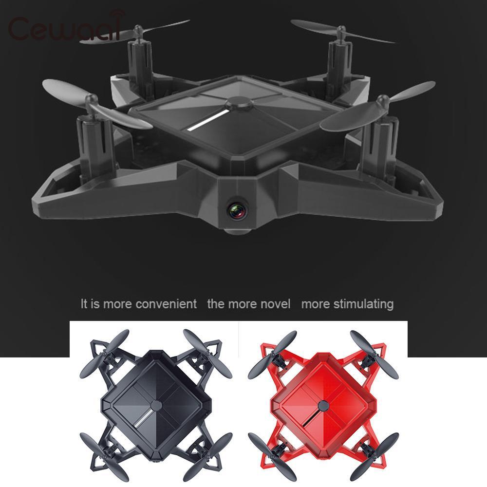 Premium Aereo Elicottero Quadcopter Drone HD Camera FPV WIFI HA CONDOTTO L'illuminazione 3D Ribalta Carica USB