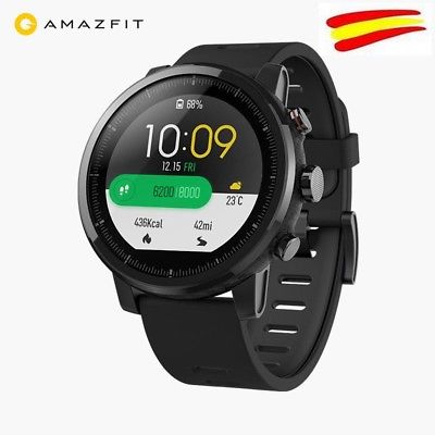 SmartWatch Xiaomi HUAMI AMAZFIT Stratos 2 GPS English Waterproof. Envio ESPAÑA