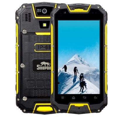 SNOPOW M5 4G Smartphone