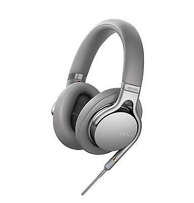 SONY MDR-1AM2 CUFFIE OVER-EAR, AUDIO HI-RES, CONTROLLO BEAT RESPONSE, DESIGN LEG