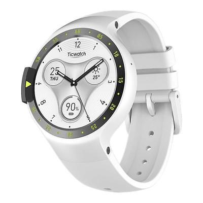 Ticwatch S Smartwatch-Knight Android Wear 2.0 Compatible with iOS and Android