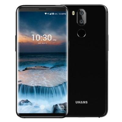 UHANS i8 4G Phablet Dual Rear Cameras