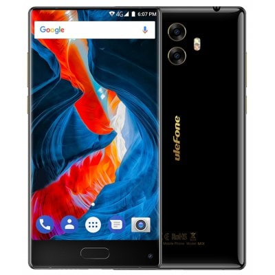 Ulefone Mix NERO