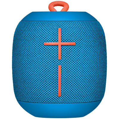 Ultimate Ears WONDERBOOM Bluetooth Wi-Fi Waterproof Speaker - Blue (430664)