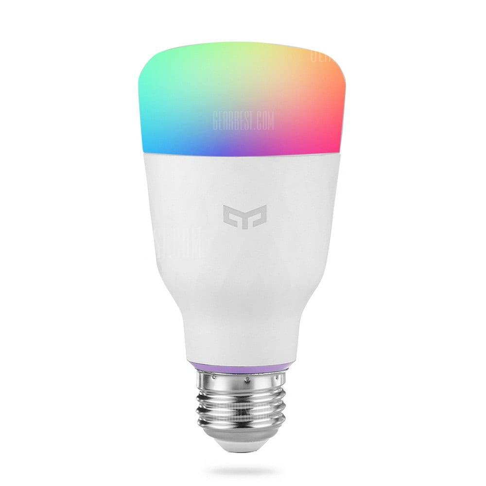 YEELIGHT YLDP06YL Smart Light Bulb 10W RGB E27
