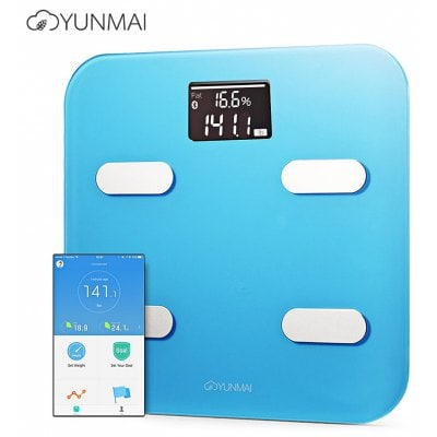 YUNMAI Bluetooth Smart Weighing Scale