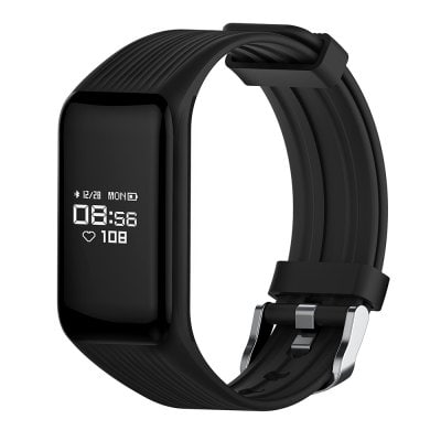 MGCOOL Band 3 Smartband - BLACK