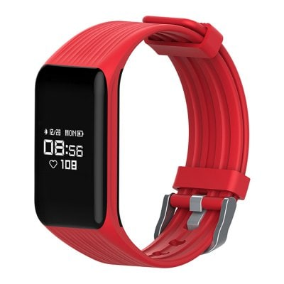 MGCOOL Band 3 Smartband - RED
