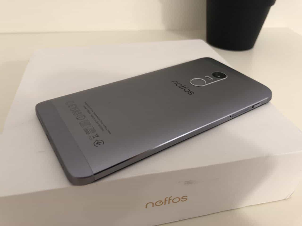 Neffos X1 Recensione Techboom