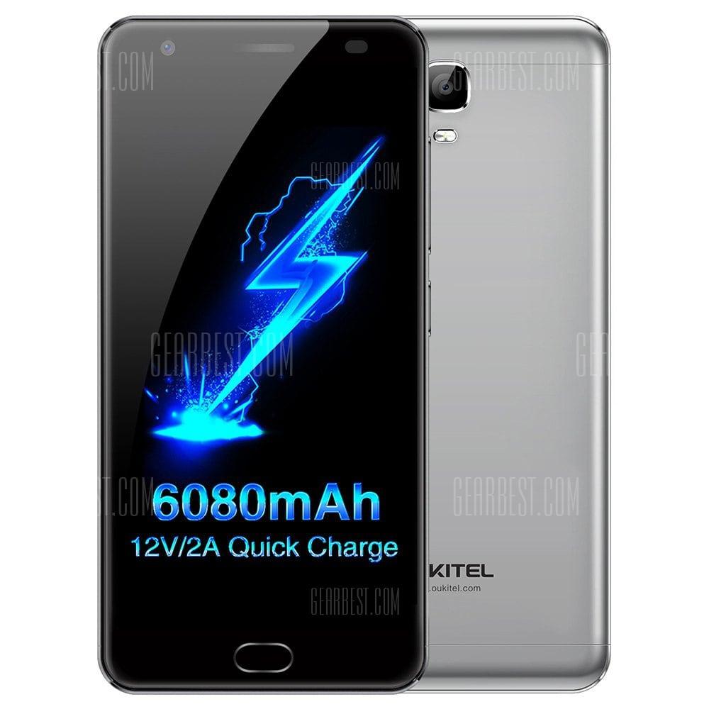 OUKITEL OK6000 Plus 4G Phablet