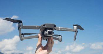 DJI Mavic Pro 2: prime impressioni e prove di volo