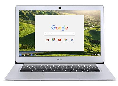 """Acer Chromebook 14"""", Sistema Operativo Chrome OS, Argento"""