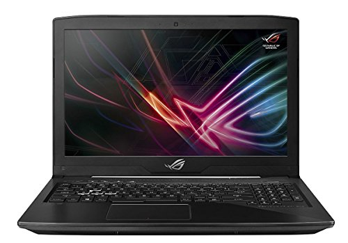 "Asus GL503VM-ED032T Notebook, Display da 15.6"", Processore i7-7700HQ, 2.8 GHz, SSD da 128 GB e HDD da 1000 GB, 16 GB di RAM, nVidia GeForce GTX 1060 [Layout Italiano]"