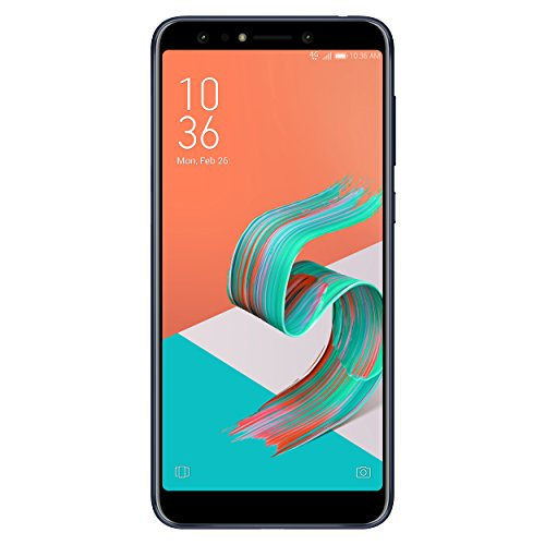Asus Zenfone 5 Lite Smartphone da 64 GB, 5.9 Pollici, Midnight Black