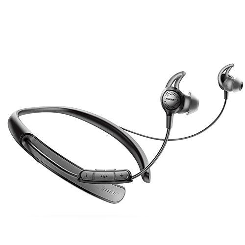 Bose QuietControl 30 Cuffie Wireless, Nero