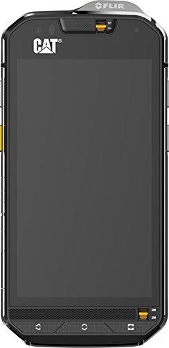 Cat S60 Smartphone, Memoria Interna da 3 MB, Nero [Italia]