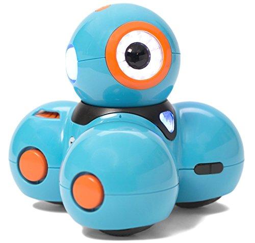 Dash, il robottino di Wonder Workshop, imparare i mestieri digitali del futuro giocando con App iOS e Android gratuite