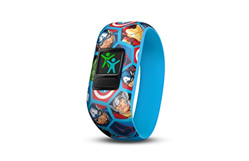 Garmin Vivofit Jr2 Activity Tracker per Bambini, Avengers