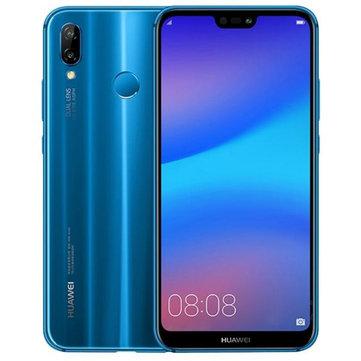 HUAWEI nova 3e P20 Lite Global Firmware 5.84 inch 4GB RAM 64GB ROM Kirin 659 Octa core 4G Smartphone