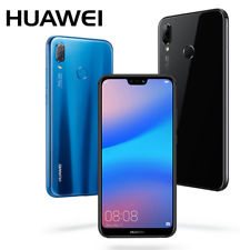 "Huawei P20 Lite(Nova 3e) 4+64GB 5.84"" Full Screen Cellulare Android 8.0 Face ID"