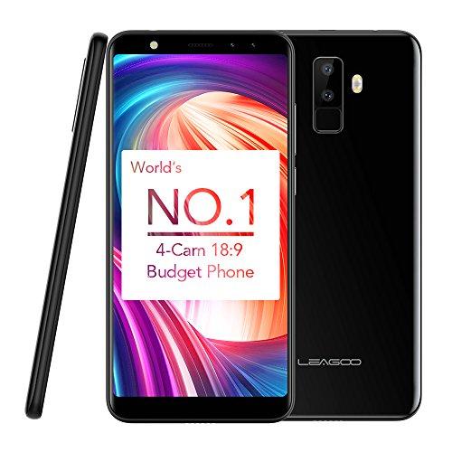 Leagoo M9, Smartphone 3G 5.5 pollici NERO