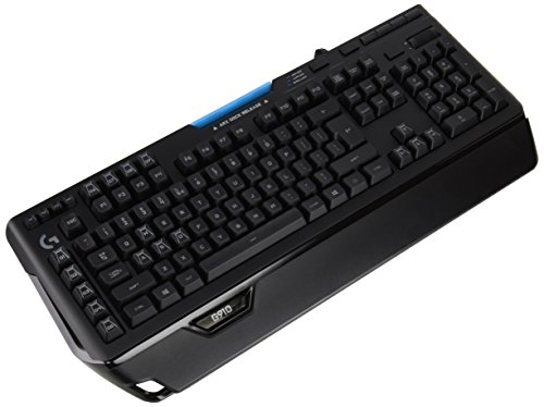 Logitech G910 Tastiera per Giochi Meccanica RGB, Orion Spectrum, Layout Internazionale