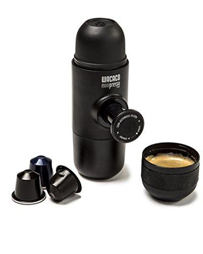 Minipresso NS, compatibile con marchio Nespresso